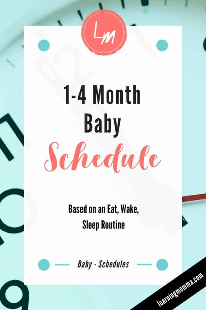 Newborn Baby Schedule, Baby Sleep Training, Baby Nap Times, Newborn Feeding Times