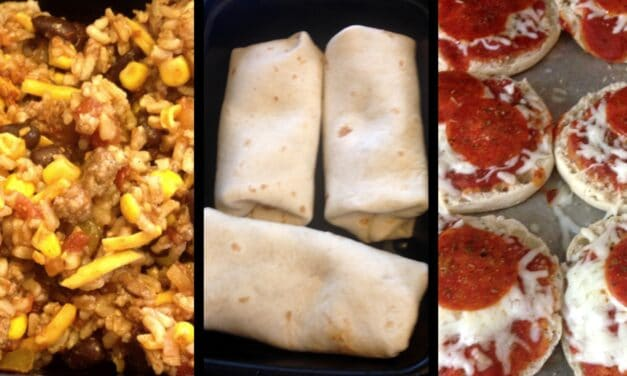 Make Ahead Freezer Meals | 6 Easy Recipes For Individual Portions