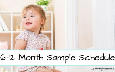 Babywise 6 Month Schedule Through 12 Months – Sample Daily Routine