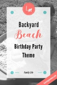 Birthday Party Theme, First Birthday Party, Summer Birthday Party