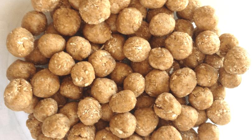No Bake Toddler Oatmeal Bites – Just 4 Simple Ingredients!