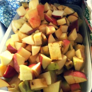 Canning Applesauce, Homemade Applesauce, Guide to Making Applesauce, How to make applesauce