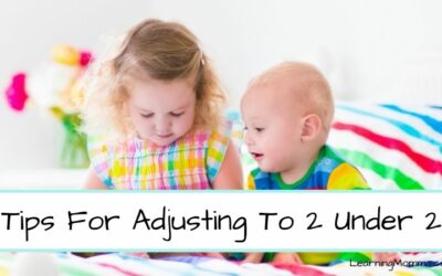 Two Under Two – 6 Proven Tips For Having A Second Baby With A Toddler