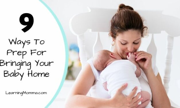Getting Ready For Baby – 9 Simple Ways To Prepare Yourself & Home