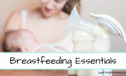 Breastfeeding Essentials – Supplies To Help You Succeed