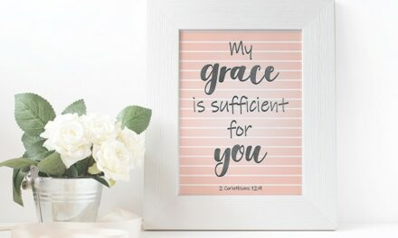 Printable Scripture Wall Art | Bible Verse Home Decor