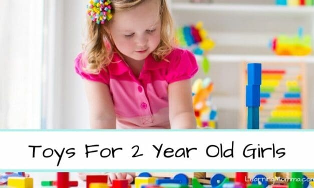 Toys For 2 Year Old Girls | Guide To Gifts For 2 Year Old Girl