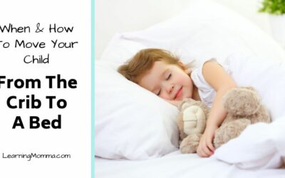 From Crib To Bed – How To Keep Toddler In Bed & Transition Smoothly
