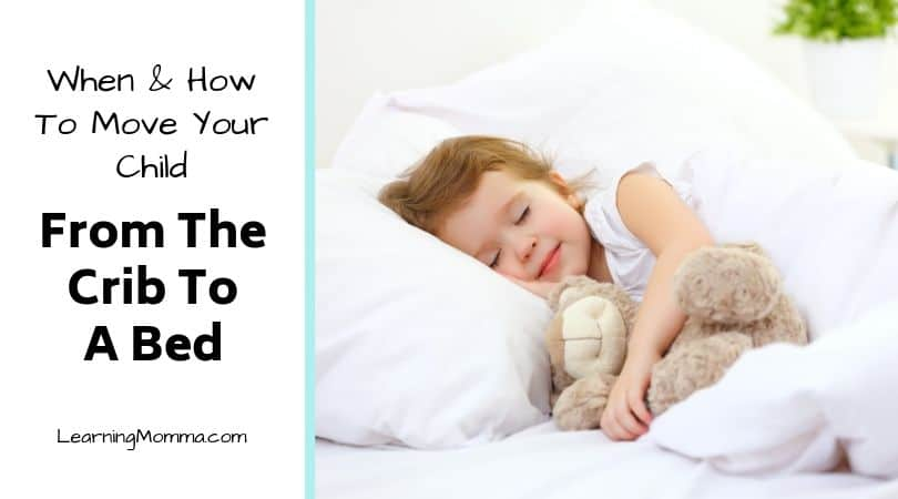 From Crib To Bed - How To Keep Toddler In Bed & Transition ...