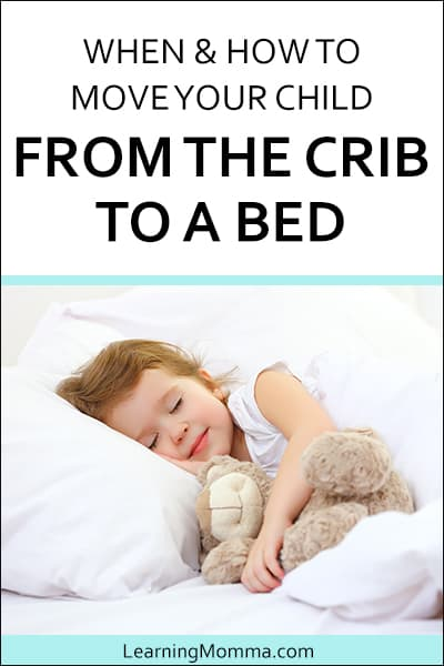 how to keep toddler in bed