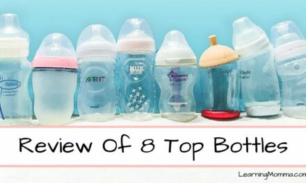 Best Bottles For Breastfed Babies – 8 Top Bottles Ranked & Reviewed