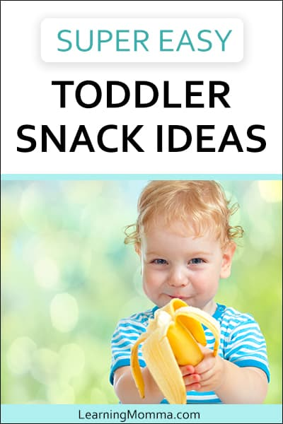 healthy snacks for toddlers to buy