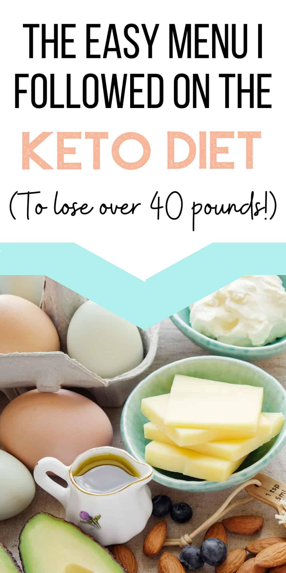 Sample Menu For Keto Diet