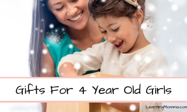 The Best Gifts For A 4 Year Old Girl – Christmas, Birthdays, & More!